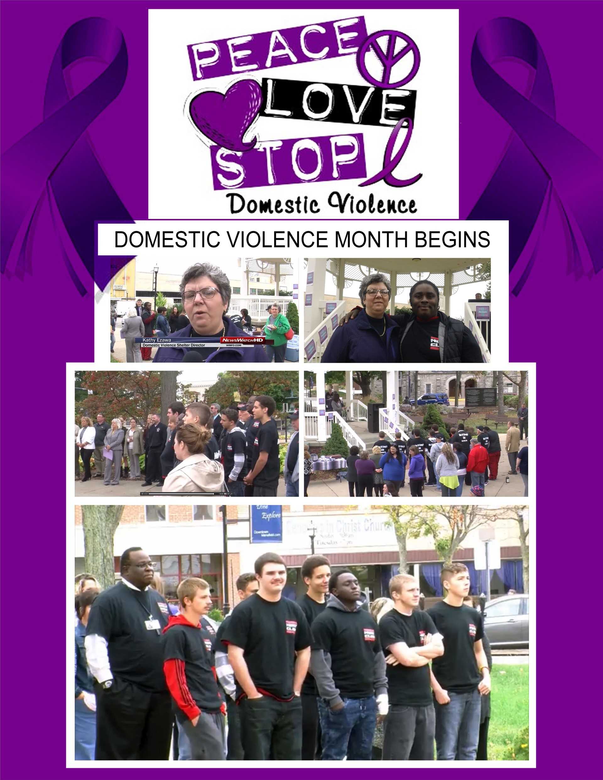 MOST PROGRAM DOMESTIC VIOLENCE KICK OFF